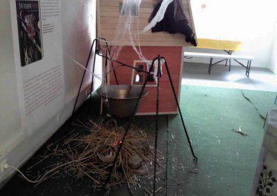 Hexenfeuer mit Haus_1