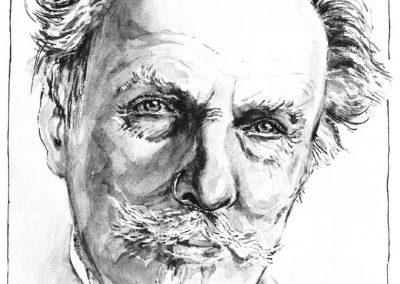 Karl May Portrait